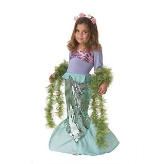 Toddler Lil' Mermaid Costume for Halloween