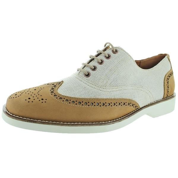 Donald J Pliner Eder Men's Wingtip Oxford Dress Shoe