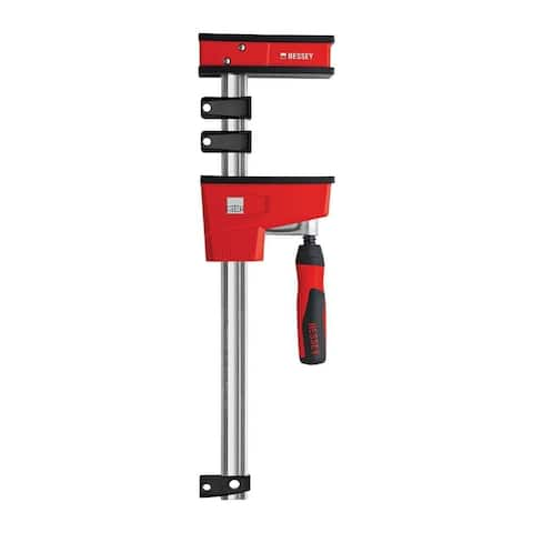 Bessey KRE3524 Revo Parallel K Body Clamp, 1700 lbs, 24""