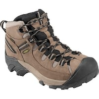 Keen Targhee II Mid WP Men Hiking Boot - shitake/brindle