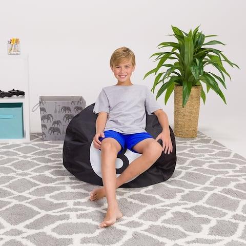 Kids Sports Big Comfy Bean Bag Chair