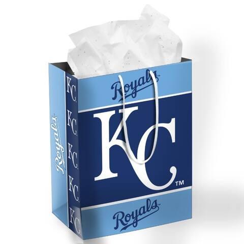 Kansas City Royals Gift Bag Medium - 13x10x5.5 inches