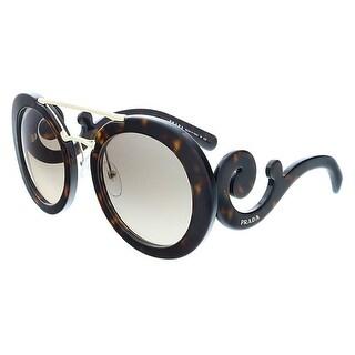 Prada PR013SS Round Baroque Sunglasses