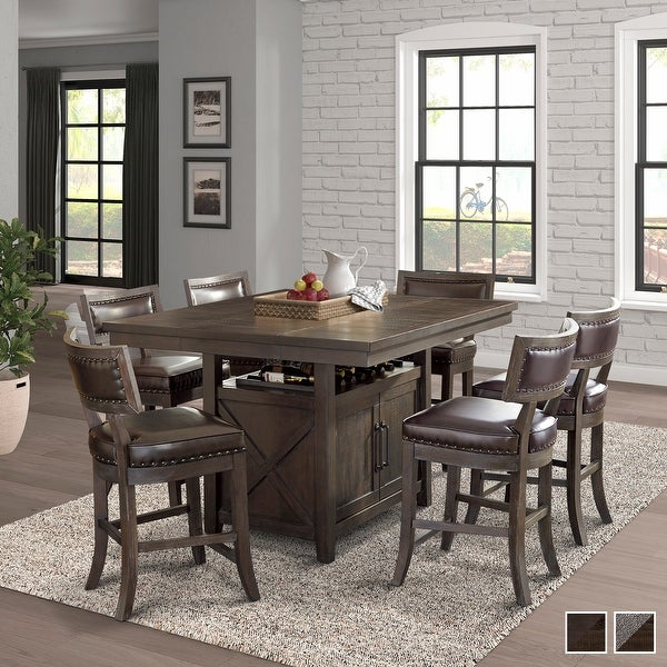 Amsonia 5-Piece Counter Height Dining Set. Opens flyout.