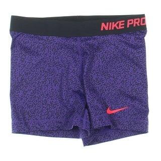 Nike Pro Womens Printed Training Shorts - M