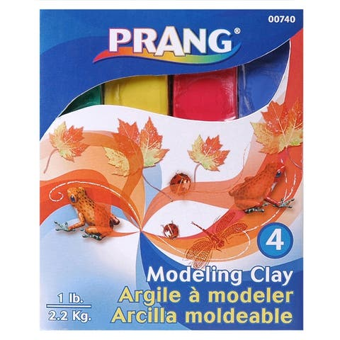 Prang (6 ea) prang modeling clay assorted 740bn
