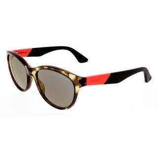 Carrera CA5011/S 8GS Camouflage Olive/Orange Wayfarer Sunglasses