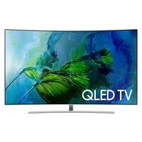 Samsung QN55Q8CAMFXZA  55-inch Class Q8CAM Q-Series Curved UHD QLED Smart TV w/ 4 HDMI Inputs