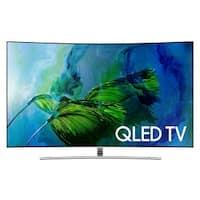 Samsung QN65Q8CAMFXZA 65-inch Class Q8CAM Q-Series Curved UHD QLED Smart TV w/ 4 HDMI Inputs & 3 USB