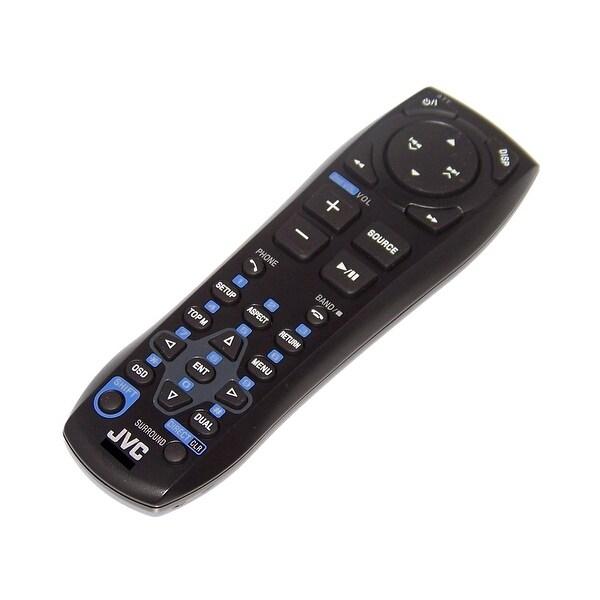NEW OEM JVC Remote Control Originally Shipped With KWAV60BT, KW-AV60BT