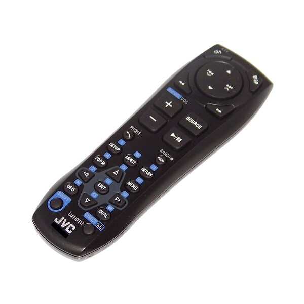 NEW OEM JVC Remote Control Originally Shipped With KWAVX840, KW-AVX840