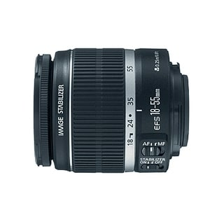 Canon 2042B002M LENS 18-55mm CANON F-3-5-5-6 IS