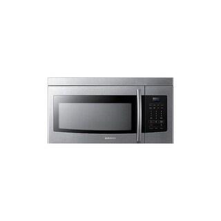 Samsung ME16K3000A 30 Inch Wide 1.6 Cu. Ft. 1000 Watt Over-the-Range Microwave w