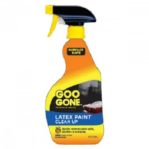 Goo Gone 2192 Surface Safe Latex Paint Clean Up, 24 Oz