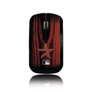 Houston Astros Wireless USB Mouse - multi