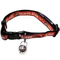MLB Miami Marlins Cat Collar