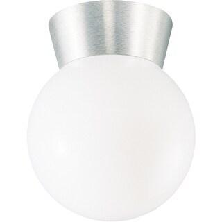 Westinghouse 6798048 One Light Flush-Mount Outdoor Fixture
