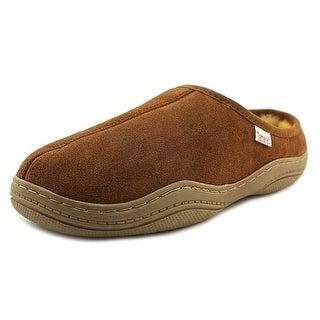 Tamarac Scuffy Round Toe Suede Slipper