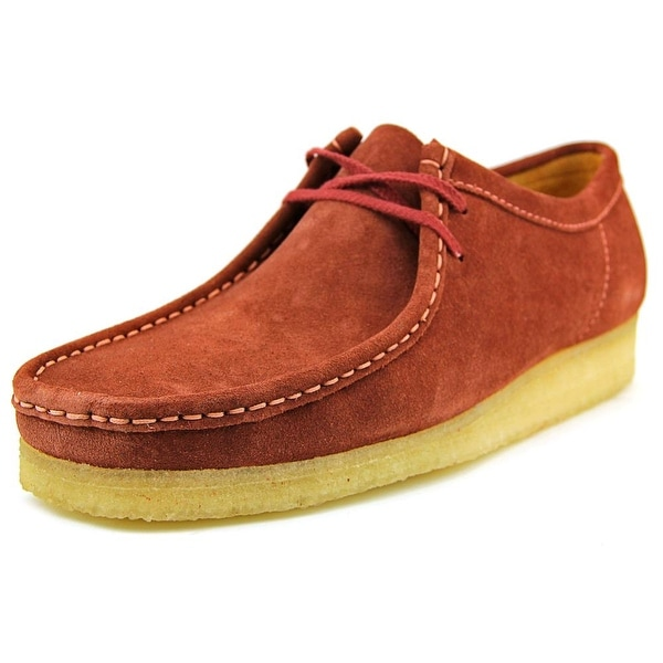 Clarks Originals Wallabee Men Moc Toe Suede Brown Chukka Boot