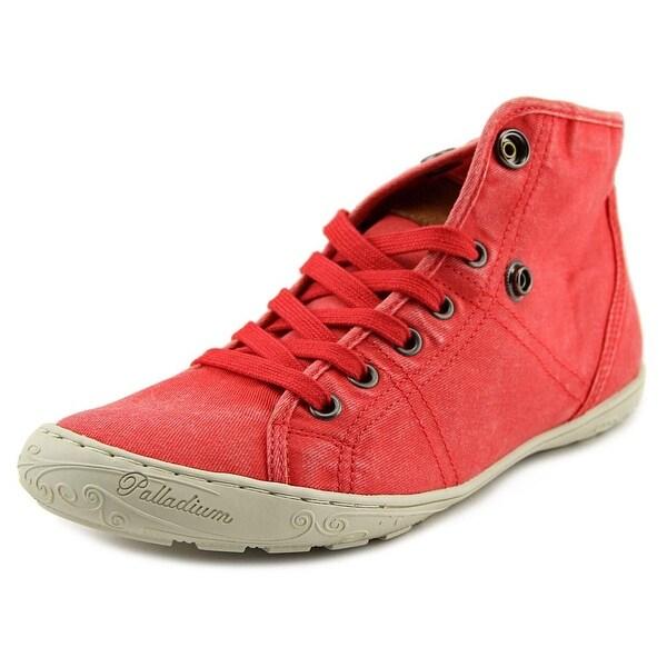 Palladium Gaetane TWL Women Cayenne Sneakers Shoes