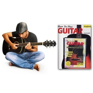 How To Play Guitar Instantly New Edition DVD & Songbook!