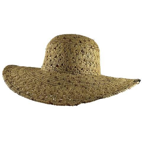 Peter Grimm's Boca Over Sized Hat - Tan