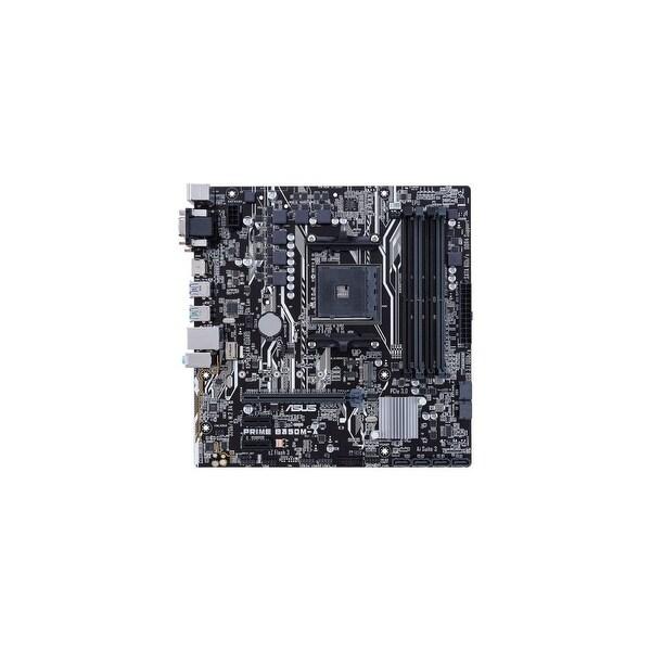 Asus Prime B350M-A/CSM Desktop Motherboard Desktop Motherboard