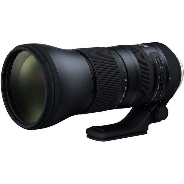 Tamron SP 150-600mm Di VC USD f/5.6.3 G2 Telephoto Zoom Lens for Nikon - Black