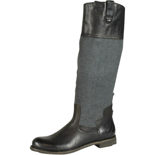 Otbt Women Petaluma Boots - black pewter