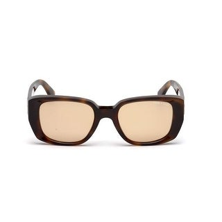 Tom Ford Raphael Sunglasses (Dark Havana Frame / Light Brown Lens)
