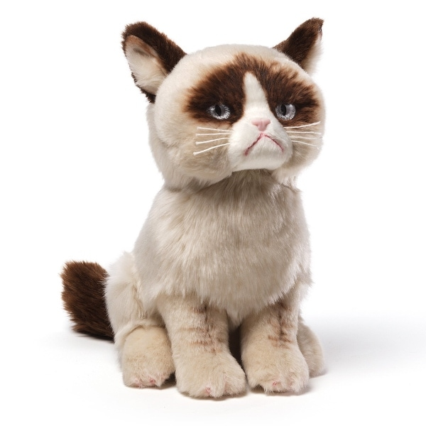 "Grumpy Cat 9"" Plush - multi"