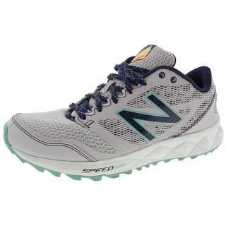 New Balance Womens Trail Running Shoes Mesh Signature - 7.5 medium (b,m)