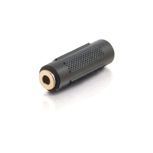 C2G 03170 C2G 3.5mm F/F Stereo Coupler - Mini-phone Female - Mini-phone Female