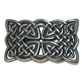 CTM® Celtic Knot Belt Buckle - one size