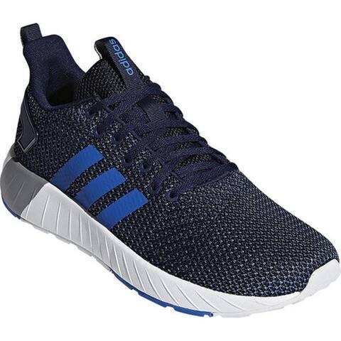 4838c8693e29e adidas Men s Questar Byd Sneaker Collegiate Navy Blue Raw Steel
