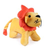 Yellow  Circus Lion by Beverly Hills Teddy Bear Co.