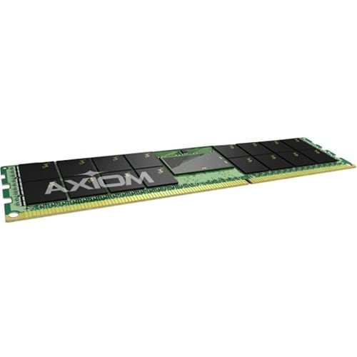 """Axion AX31866L13A/32G Axiom 32GB Quad Rank LRDIMM PC3L-14900L Load Reduced LRDIMM 1866MHz 1.5v - 32 GB (1 x 32 GB) - DDR3 SDRAM"