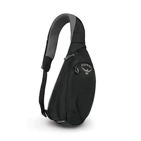 Osprey Unisex Daylite Sling, Black, Os