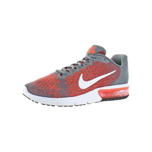 07b90c33fb Shop Nike Mens Air Max Sequent 2 Casual Shoes Athleisure Lifestyle ...