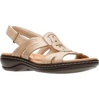 54bd83a852b7 Shop Clarks Women s Un Reisel Mae Slingback Sage Full Grain Leather ...