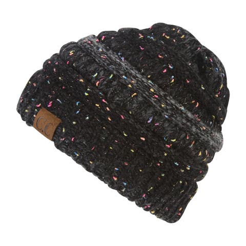 24cef55ad350 Buy Black, Beanie Women's Hats Online at Overstock | Our Best Hats Deals