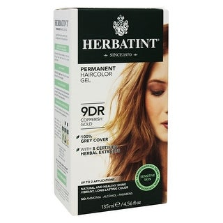 Herbatint 9Dr Copper Gold 4-ounce Hair Color