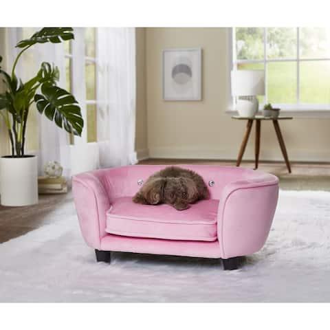 Enchanted Home Pet Serena Pet Sofa