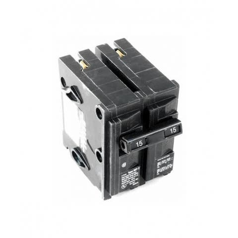 Murray MP215 Double Pole Circuit Breaker, 15 Amp