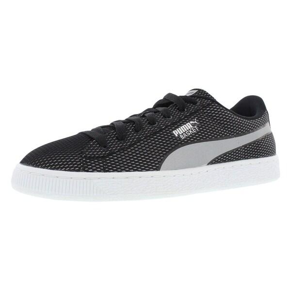 Puma Basket Mesh Men's Shoes - 9.5 d(m) us