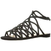 Imagine Vince Camuto Women's IM-Ralee Flat Sandal - 7.5