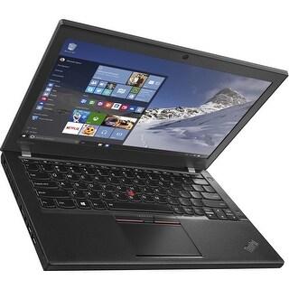 Lenovo ThinkPad X260 20F6005GUS Notebook PC - Intel Core i5-6300U (Refurbished)