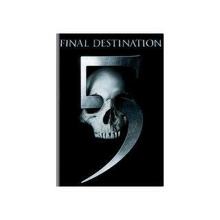FINAL DESTINATION 5 (DVD)