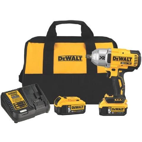 "DEWALT DCF899HP2 Brushless High Torque 1/2"" Wrench Kit - 17.1"" x 5.9"" x 9.8"""