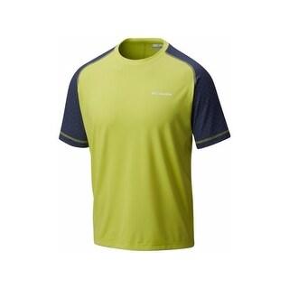 Columbia Trail Flash Short Sleeve Shirt Mens
